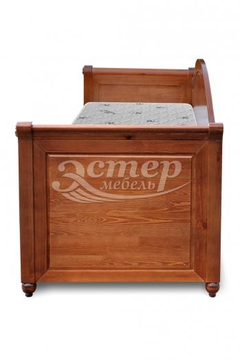 Кровать Эсма из массива сосны