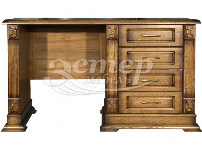 Письменный стол Флоренция-1 из массива сосны