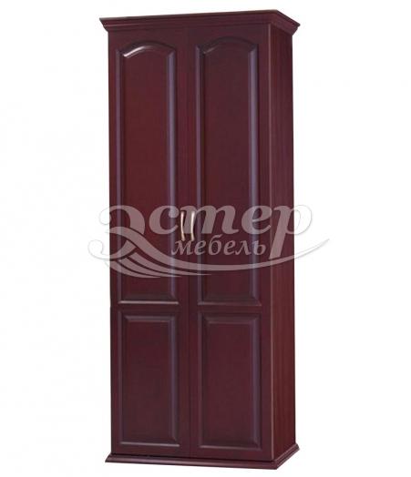Шкаф 2-х ств. Элегия из массива сосны