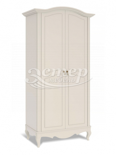 Шкаф 2-х створчатый Прованс из массива березы