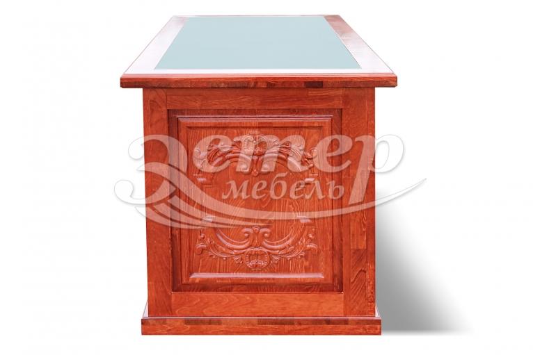 Стол письменный Фостер из массива сосны