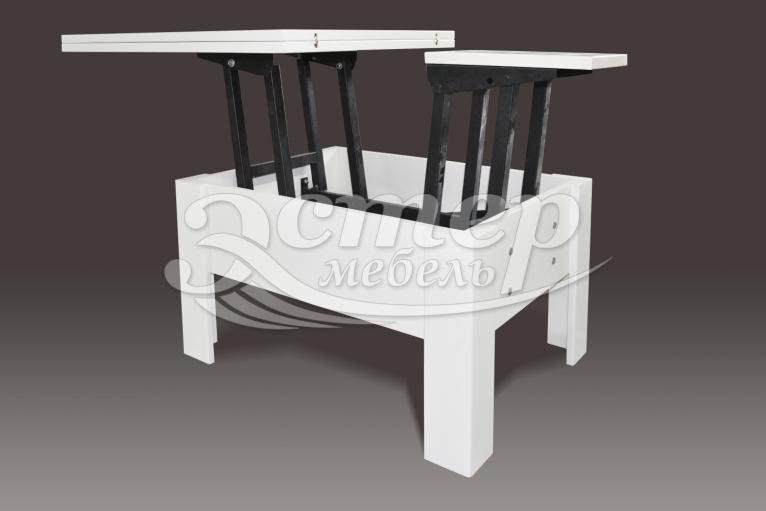 Стол трансформер Джокер из массива дуба