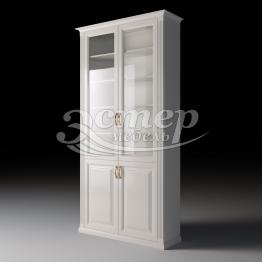 Шкаф двухстворчатый из серии