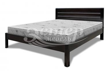 Кровать Бекер из массива сосны