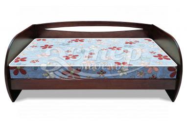 Детская Кровать Альба детская из массива дуба