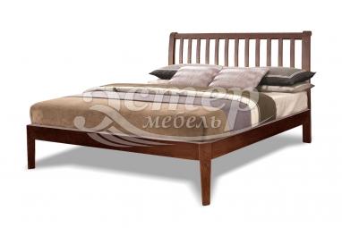 Кровать Летиция из массива Бука