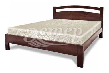 Односпальная кровать Бэлли из массива сосны