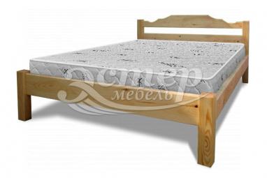 Кровать Авила из массива дуба