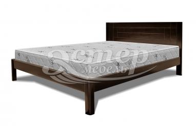 Кровать Варяг Nice из массива березы