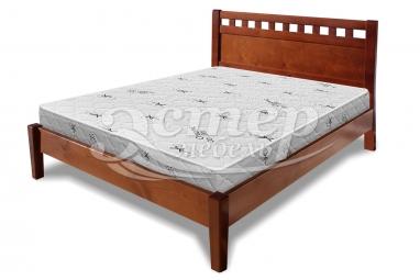 Кровать Норден из массива дуба