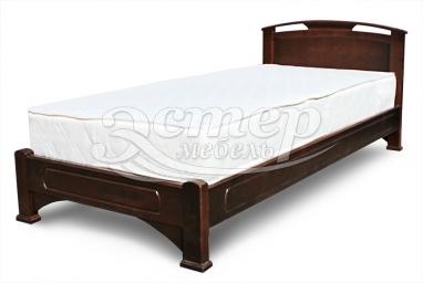 Кровать Салмон из массива бука