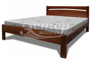 Кровать Аркос из массива сосны с подъемным механизмом