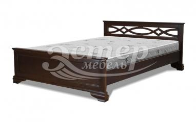 Кровать Прага из массива березы