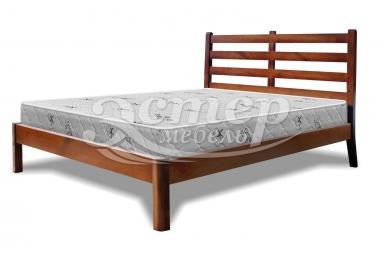 Кровать Элиза Hard из массива дуба