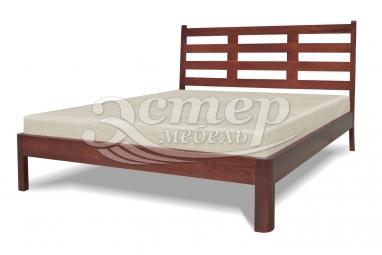 Односпальная кровать Бостон из массива сосны