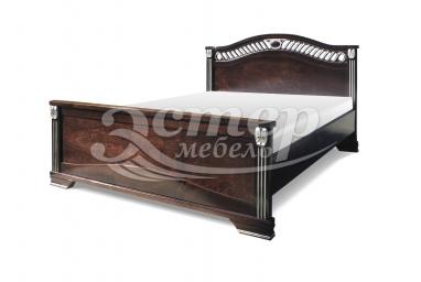 Кровать Флавия из массива сосны с подъемным механизмом