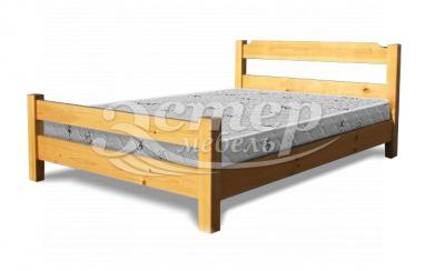 Кровать Паленсия 2 из массива сосны