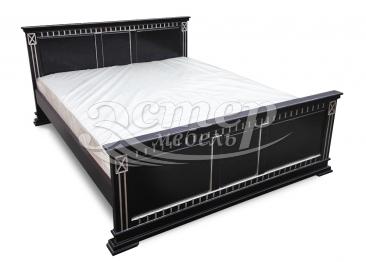 Кровать Лирона-2 из массива бука