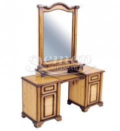 Дамский столик Марко из массива дуба