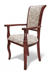 Кресло Легранж из массива березы