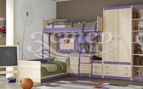 Выбор экологически чистого материала для мебели в детскую