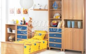 Экологичная мебель для детской