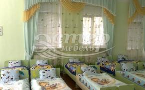 Определяемся с односпальной кроватью для детского сада