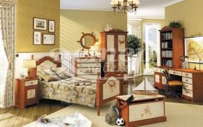 Особенности выбора экологичной мебели для детской комнаты