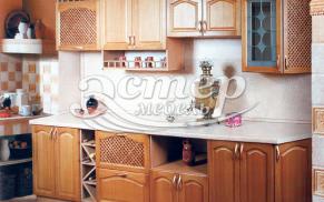 Экологичная мебель для кухни