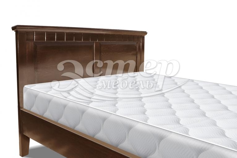 Кровать Руан из массива дуба