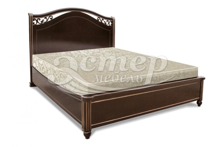 Кровать Грация-тахта из массива березы