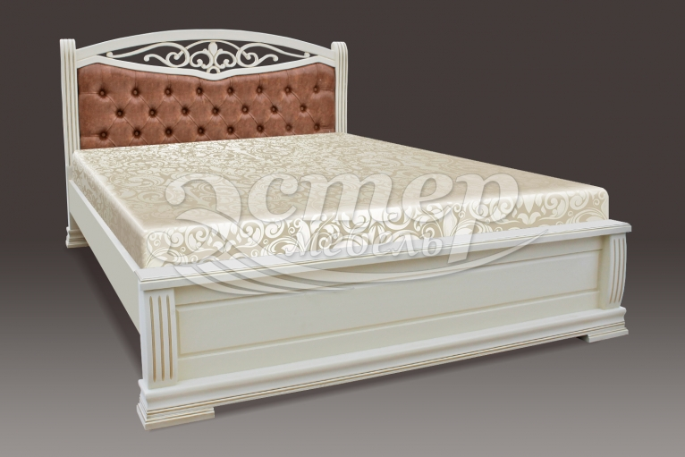 Кровать Сицилия тахта из массива сосны