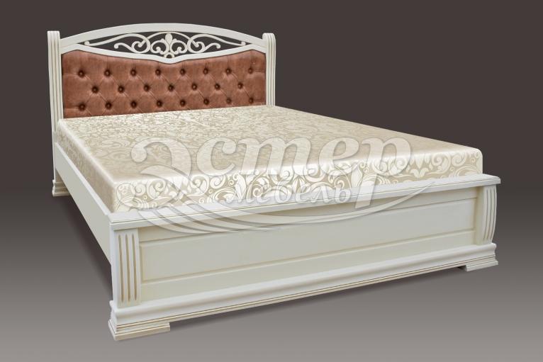 Кровать Сицилия тахта из массива бука