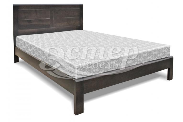 Кровать Дакота из массива дуба