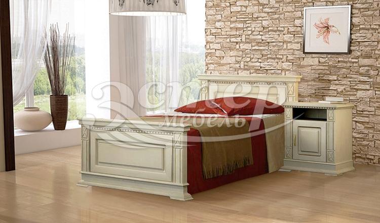 Спальный гарнитур Верди из массива березы