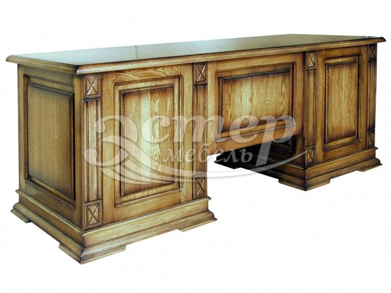 Письменный стол Флоренция-2 из массива сосны