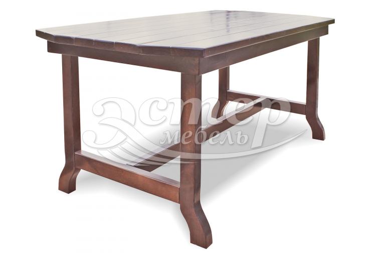 Стол Дубрава из массива сосны
