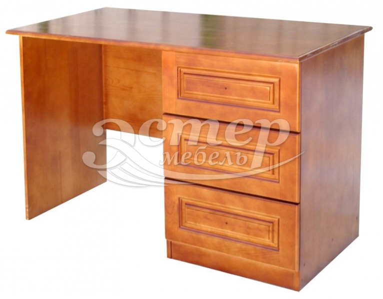 Стол письменный 2 из массива сосны