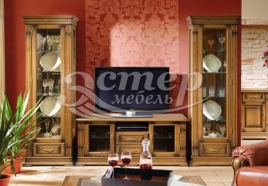 Набор мебели Гранада 2 в гостинную из массива березы