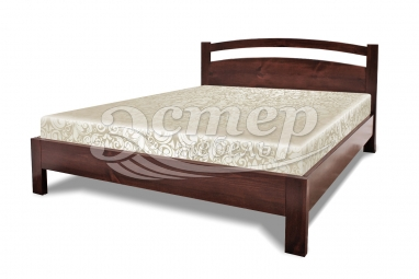 Полутороспальная кровать Кровать Бэлли из массива сосны