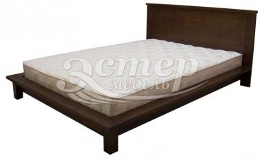 Кровать Мичиган из массива березы