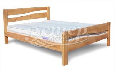 Кровать Кастро-1 из массива березы