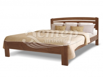 Кровать Мурсия из массива березы
