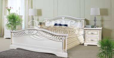 Кровать Мэриан из массива бука