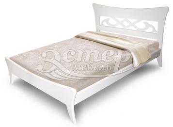 Кровать Остин из массива дуба