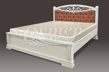 Кровать Сицилия тахта из массива дуба