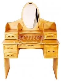 Дамский столик из массива дуба