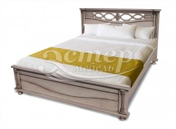 Кровать Томпсон из массива сосны