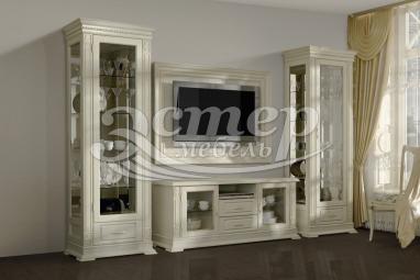 Набор мебели Гранада в гостиную из массива березы