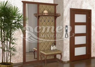 Стеновая панель с зеркалом 2 из серии